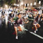 高円寺の阿波踊り2018で天気が雨だったら決行?それとも中止?