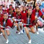 高円寺の阿波踊り2018の出場連、人気連を紹介!