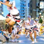 高円寺の阿波踊り2018の規模、動員数、来場者数はどれくらい?