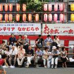 高円寺の阿波踊り2018で場所取りって出来る?有料席や桟敷席は?