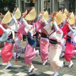 【2018】高円寺の阿波踊りの歴史!なぜ高円寺で?徳島との関係は?