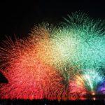川崎市多摩川花火大会2018は雨天で中止?過去にはあった?