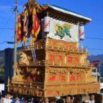 西条祭り2018の日程、開催日を紹介!