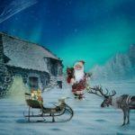 サンタクロース2018!サンタクロースからの手紙がフィンランドから届く?