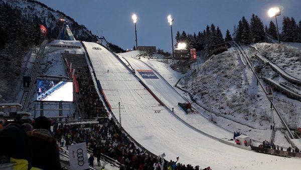 スキージャンプ2018-2019!K点の...