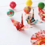 正月飾り2019!折り紙で簡単な作り方の動画を紹介!
