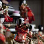 雛人形2019!飾り方(7段)と雛人形の持ち物を紹介!