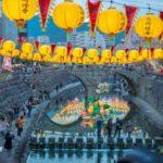 長崎ランタンフェスティバル2019!駐車場、交通規制情報を紹介!