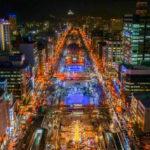 札幌雪祭りの日程2019!期間はいつから?最終日は何時まで?