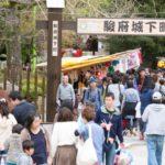 静岡まつり2019日程・夜桜乱舞と花火の時間を紹介!