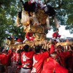 新居浜太鼓祭り2018の喧嘩とは?動画もある?